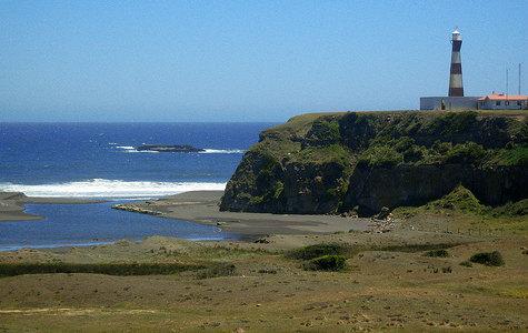 Vistas del Faro Carranza