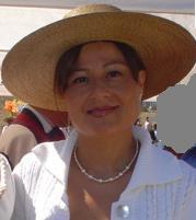 Gobernadora Angélica Sáez Salazar
