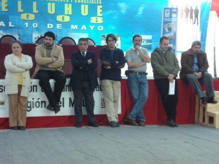 Ciudadanos en pie de guerra por el No a la Termoeléctrica Los Robles