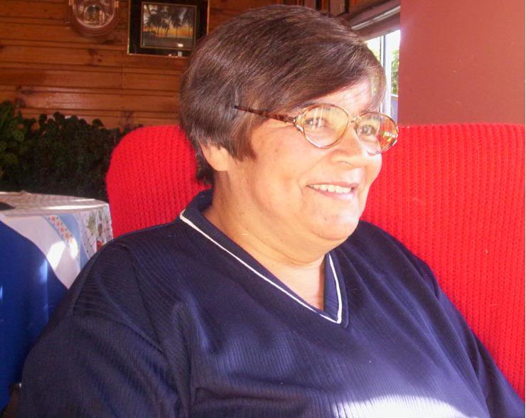María Geogina Yáñez